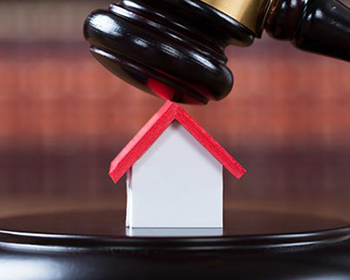 Jensen Milner | Cap City Law can help with Condemnation of Property